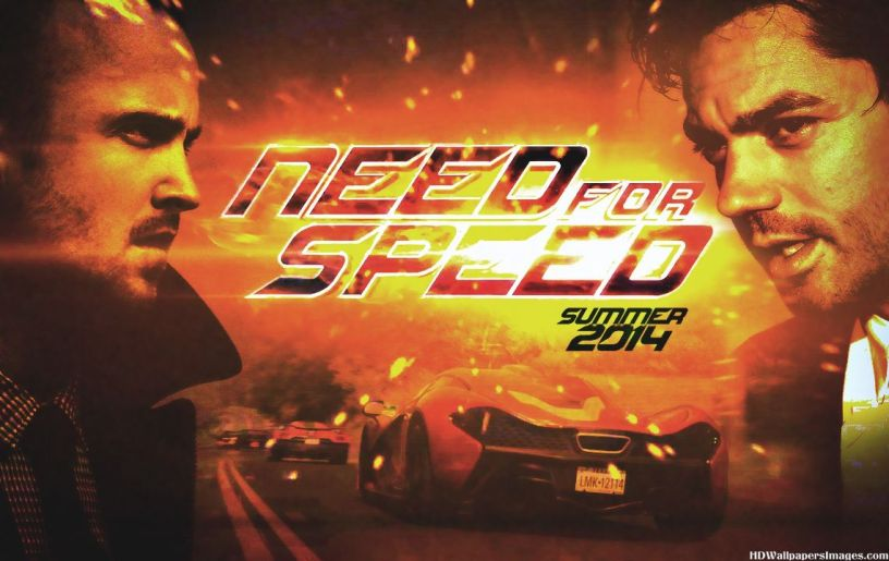 One Mann's Movies Film Review: Need for Speed (2014) - One