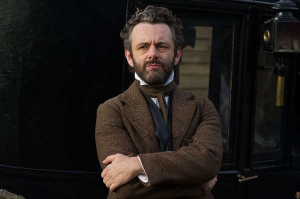 Michael Sheen's impression of Tony Blair doing David Frost doing William Boldwood.