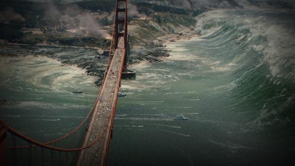 """Just what California doesn't need... """"water water everywhere, but not a drop to drink"""""""