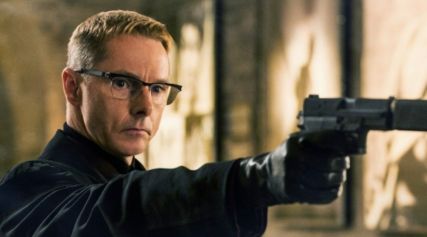 Sean Harris - one of the most unusual villains since