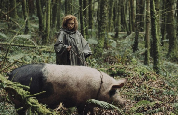 Léa Seydoux:  mixing with two mysogynist pigs in the same month... quelle coincidence?