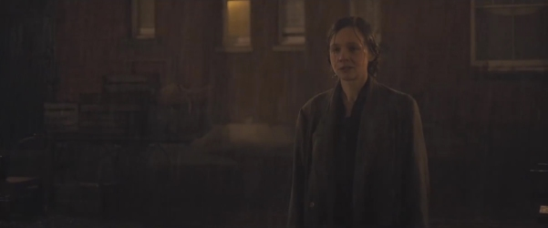 Carey Mulligan:  Damp but close to Georgie.