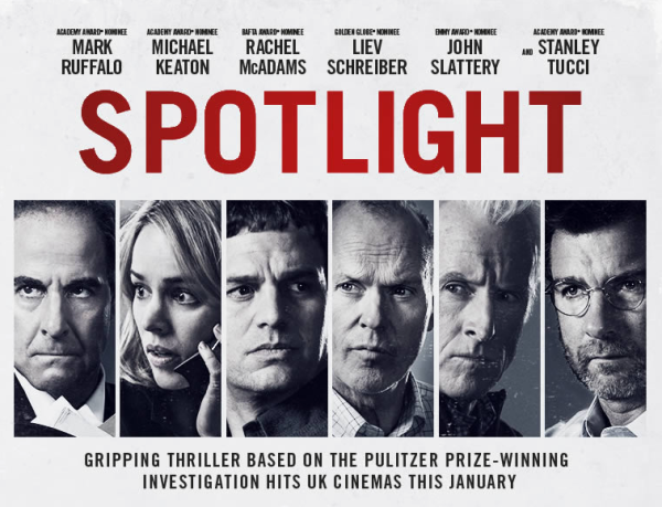Image result for spotlight film