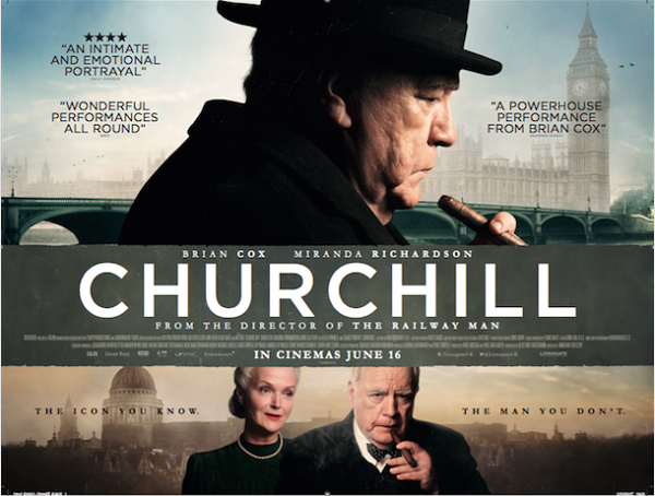 Churchill-poster